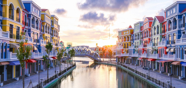 dự án bán căn hộ Condotel grand world phú quốc